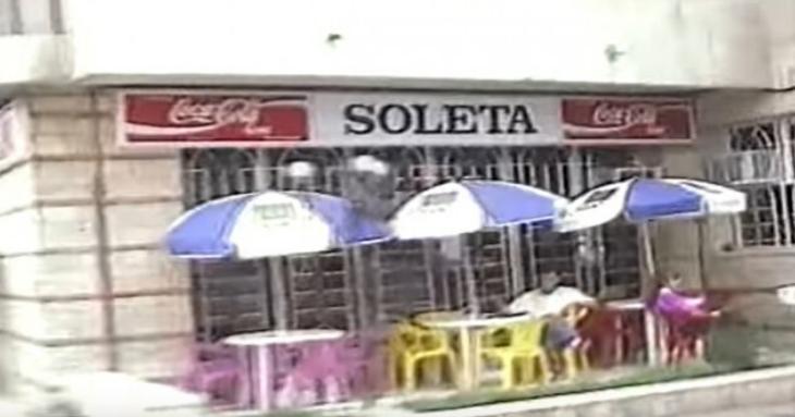 SOLETA, prima terasă de fițe din Constanța. Aici s-a cunoscut Mazăre cu libanezii din oraș