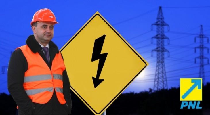 Cadoul guvernului PNL pentru Comănescu. GSP va construi pe bani publici o centrală electrică la Halânga