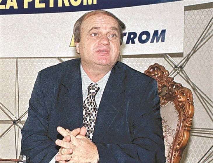 Ion Popa - Directorul Gen. al PETROM