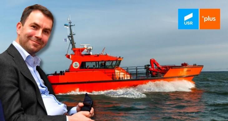Ministrul Cătălin Drulă nu s-a prezentat la întâlnirea cu sindicatele marinarilor. A preferat s-o trimită pe Doina Cojocaru